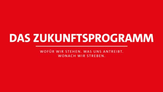 SPD Zukunftsprogramm