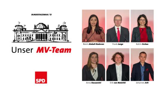 SPD MV Bundestagswahl 2021 Kandidaturen